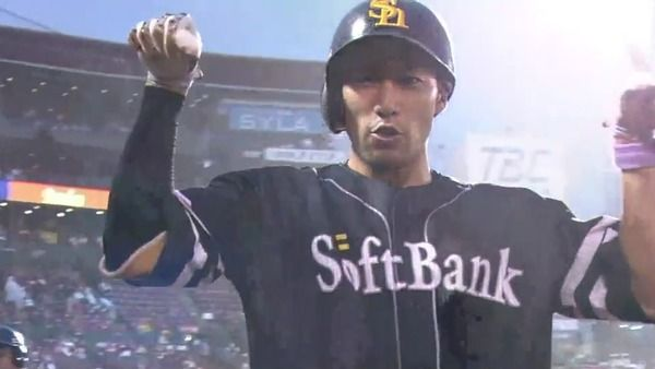 柳田悠岐 31号3ラン含む2安打4打点!「いい所で打ててよかった」