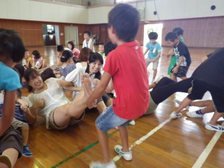 小学校の遊び