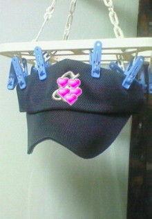 高校球児の帽子