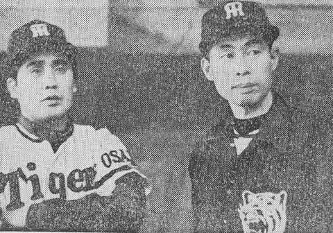 昔のプロ野球