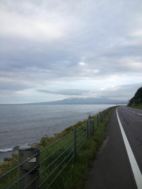 八雲から函館へ