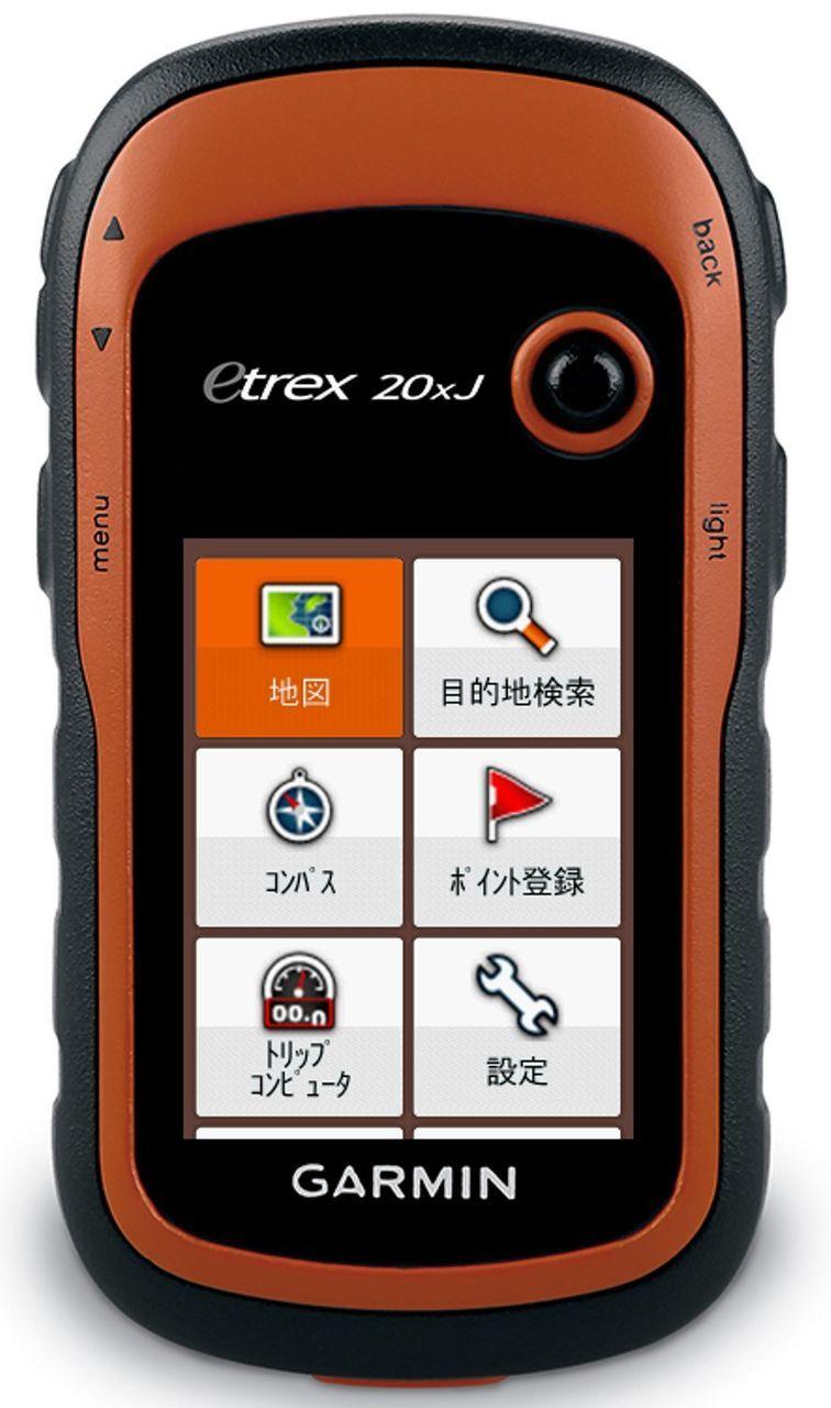 356c1bafc4 GPSと、山林を歩く : 【GPS紹介】 どこが変わった? 初めてGPSを購入する ...