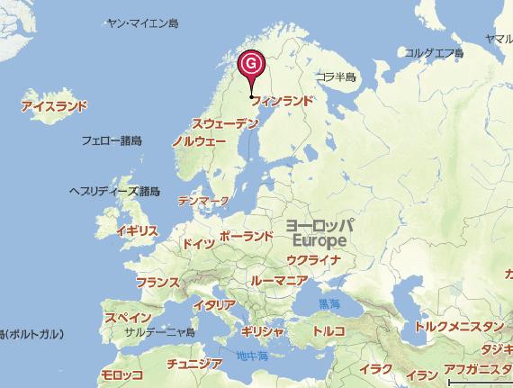 半島 スカンジナビア 北欧のスウェーデン,ノルウェー,デンマークの観光スポットを絶景写真で紹介!