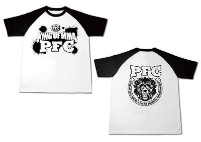 PFCTシャツライオン