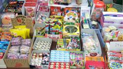 駄菓子屋2007年夏