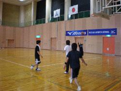 バスケ部練習1