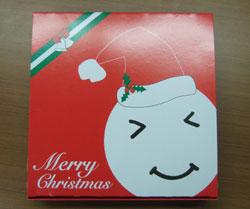 クリスマスニコちゃん