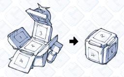 ロボ玩具_展開ロボ02
