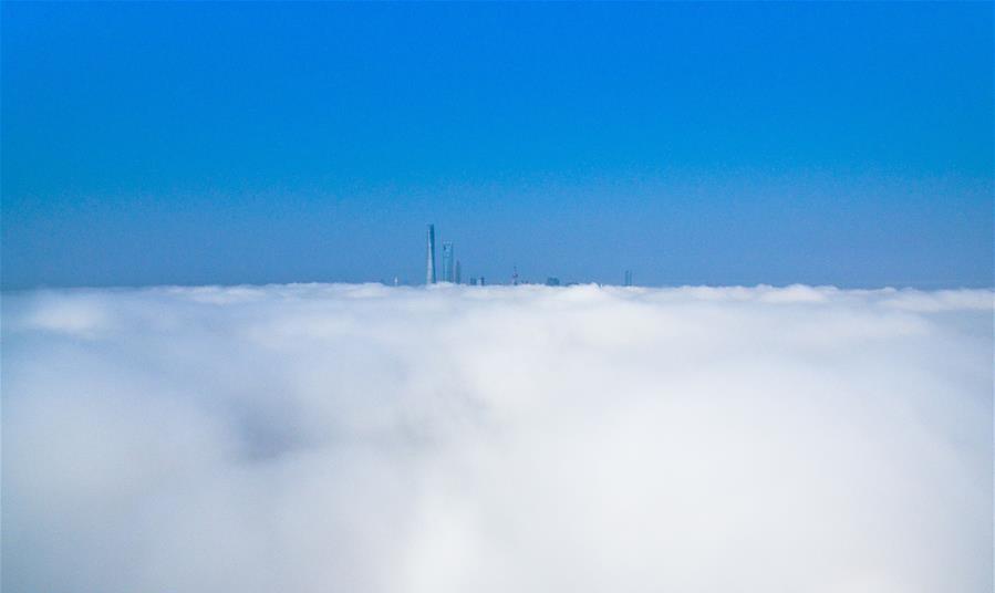 上海 霧2