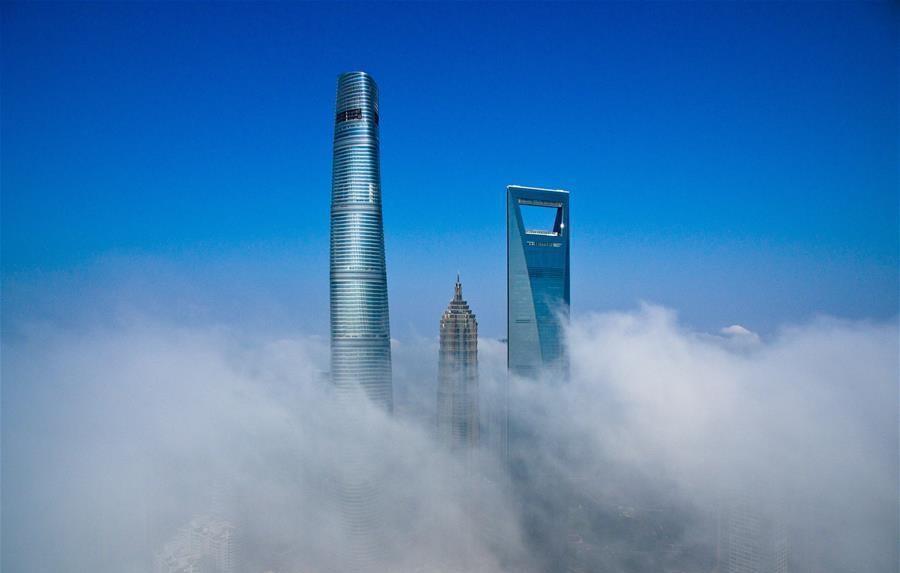 上海 霧1