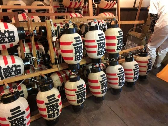日田祇園山鉾
