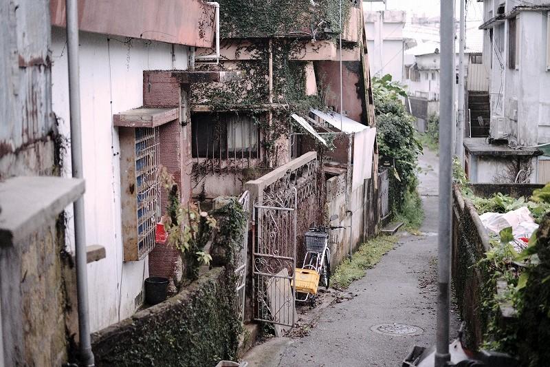 沖縄の路地