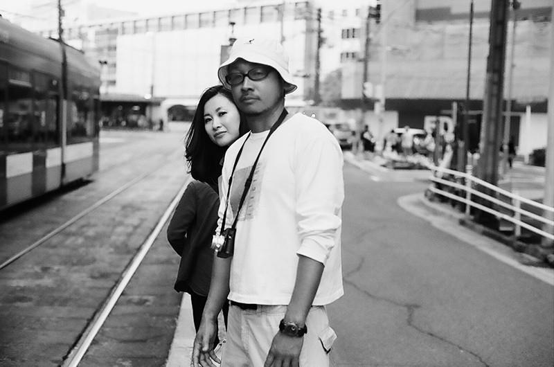 広島の兄と姉