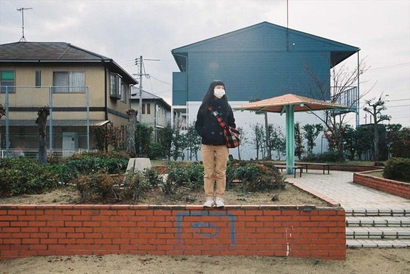 倉敷の公園