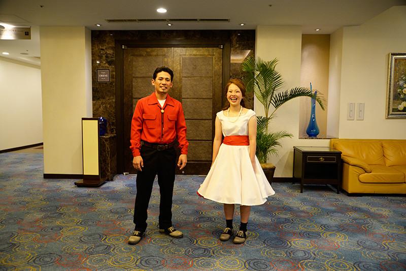 2016年3月18日。那覇で結婚式の撮影