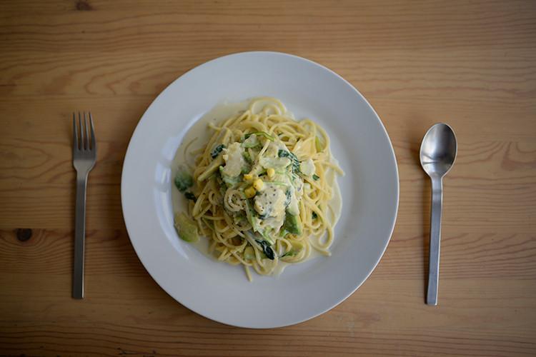 沖縄で料理の写真