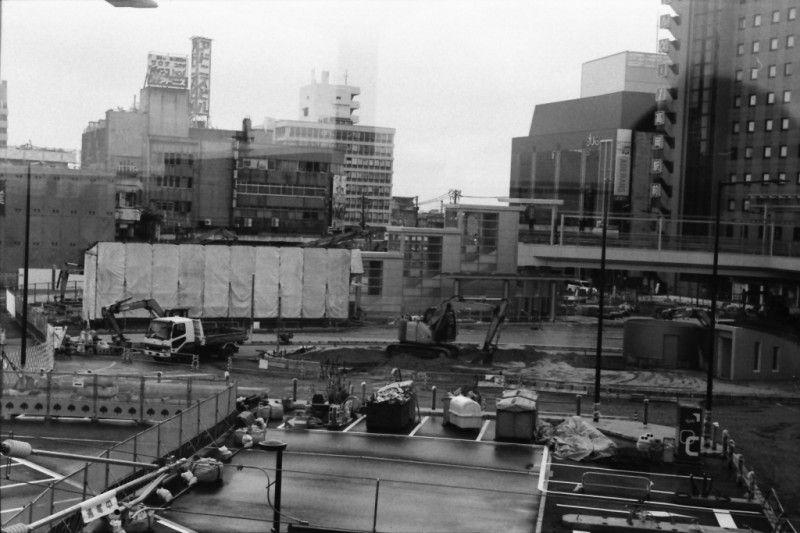 高岡駅の入り口がわからない
