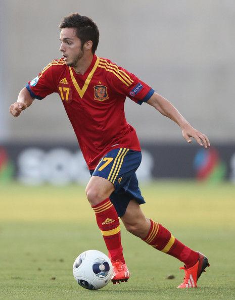 パブロ・サラビア(スペイン) : World Football Young star Catalogue ...