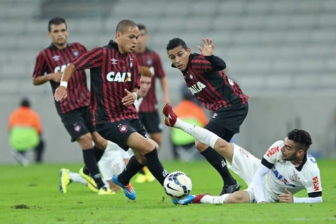Atletico+PR+v+Corinthians+Friendly+Match+Test+8QecPU8V_lQl