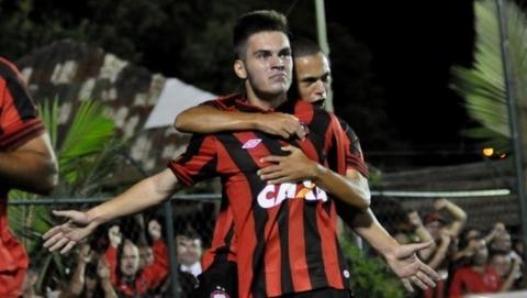 26ナタン 18歳 ブラジル フルミネンセ