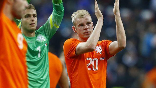 World Football Young star Catalogue サッカー世界のヤングスター名鑑    ダフィ・クラーセン(オランダ) コメント