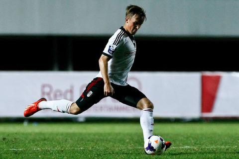 Lasse+Vigen+Christensen+Indonesia+XI+v+Fulham+ZkOPgTFv1Drl