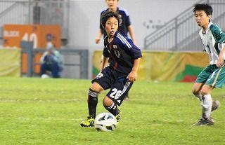 早川 海瑠 2001 奈良YMCAサッカークラブ