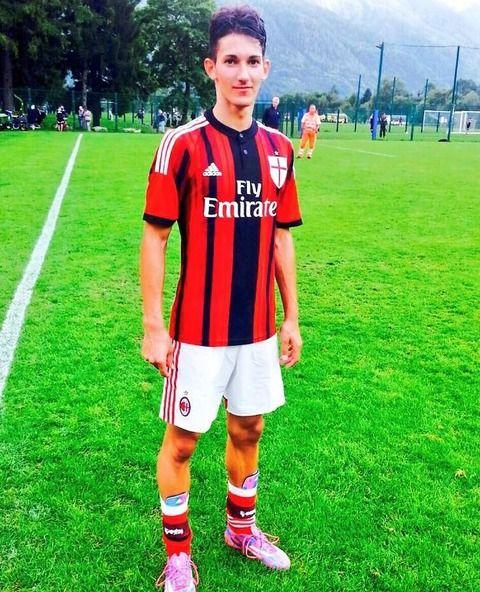 18ミハエル・モディッチ 16歳  ACミラン