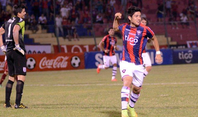 World Football Young star Catalogue サッカー世界のヤングスター名鑑    セルヒオ・ディアス(パラグアイ) コメント