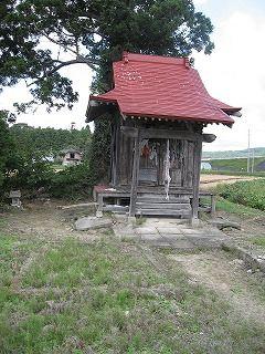 アラハバキ神社