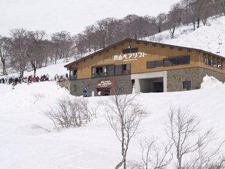 月山スキー場5