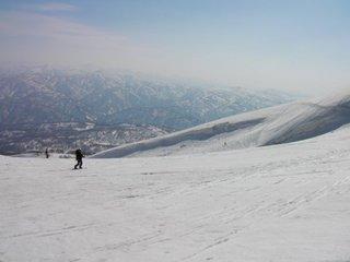 月山スキー場17