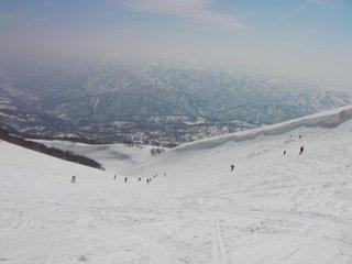 月山スキー場9