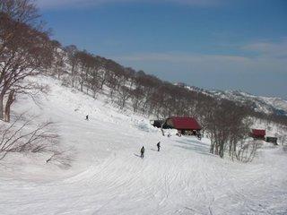 月山スキー場13