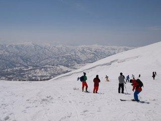 月山スキー場6