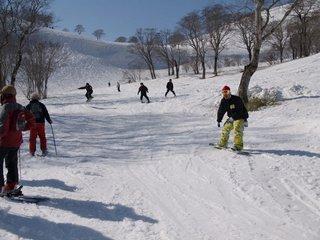 月山スキー場7
