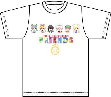 03例大祭14Tシャツ1