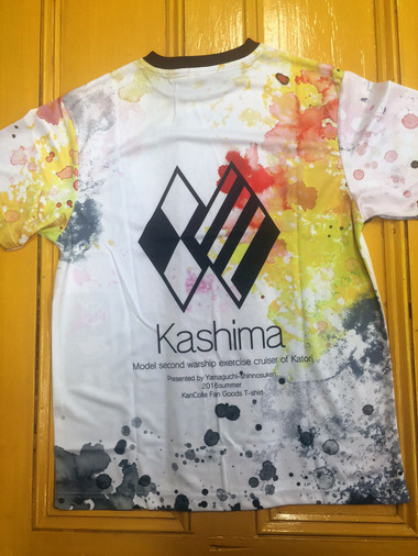 鹿島Tシャツ03