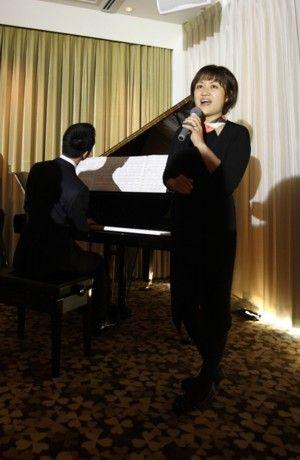 ボーカル&ピアノ