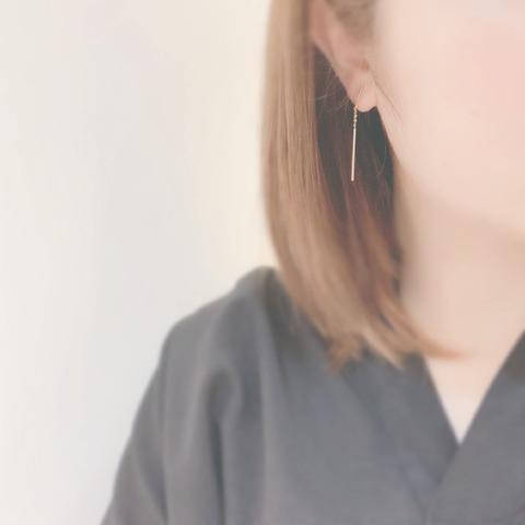 岡山YAMAJI ピアス Jewelry 成人式-001