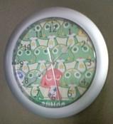 ケロロ時計