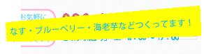 大阪・富田林・板持の農家「山真農園(やままさのうえん)」。金剛山で有名な富田林。ブランド「まーるいかんぱにー」も絶賛発売中!
