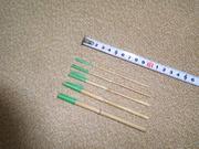 2尺タナゴ竿作り