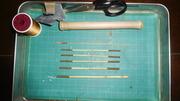矢竹タナゴ竿作り (2)