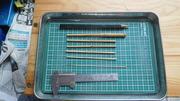 2尺タナゴ竿作り (2)