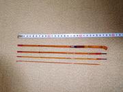 9尺タナゴ竿仕舞寸法9寸