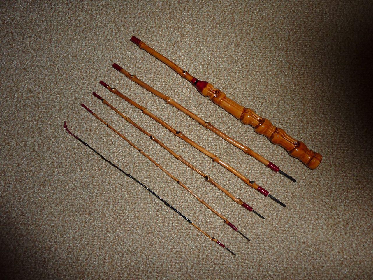寒竹タナゴ竿の自作 : やまめ110番 やまめ110番 釣りのことやバイクのことを気ままに書いて