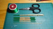 タナゴ竿作り1