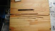 2尺タナゴ竿作り (1)