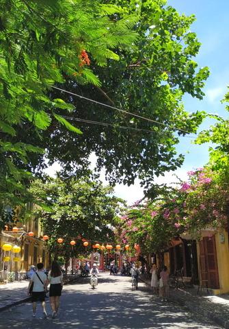 Hoi An Town_Chau Thuong Van